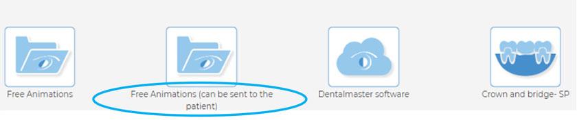 dental software interface 7
