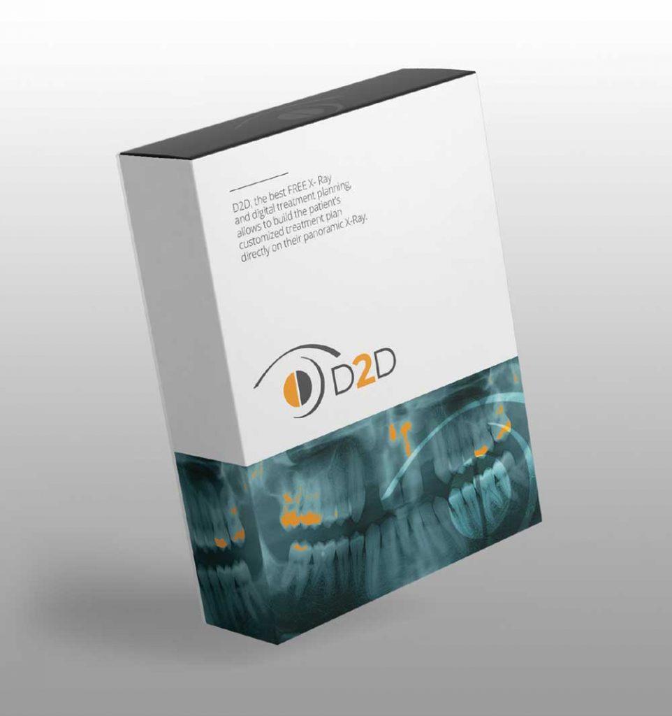 D2D software box