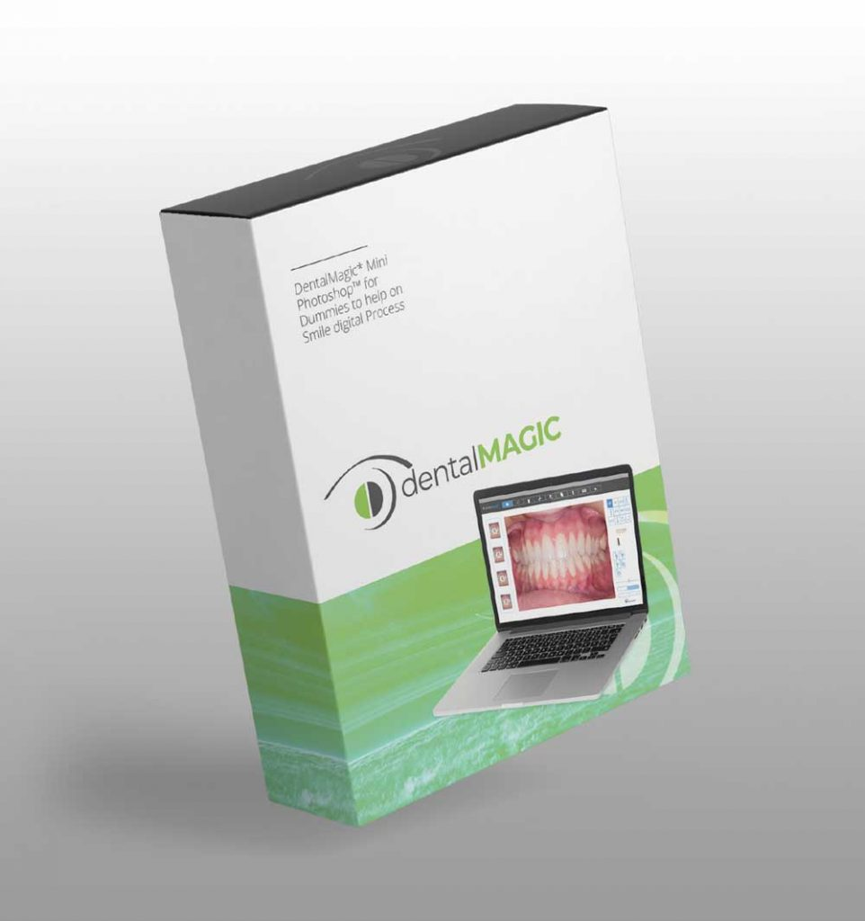 Dental magic software box