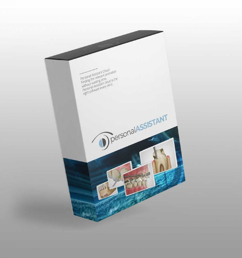 personal assistant software box